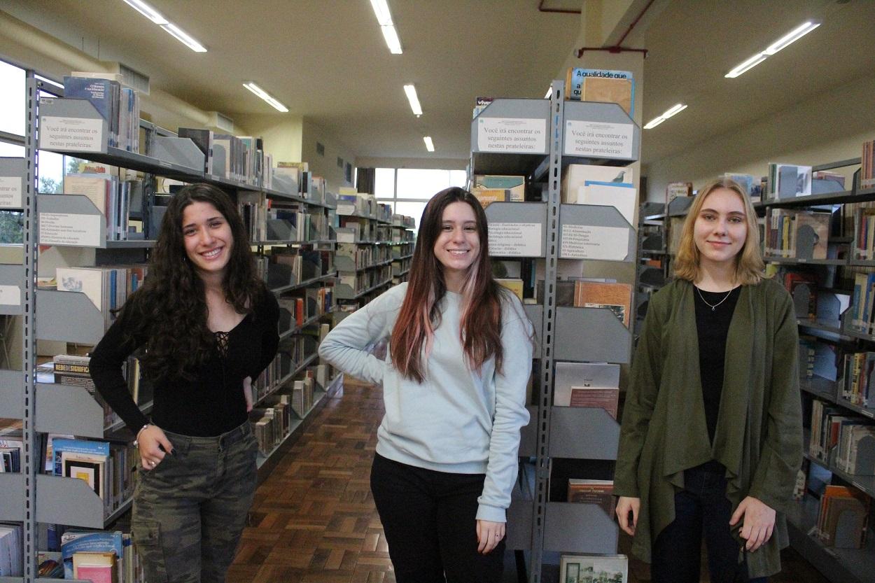 Egressas do Instituto Ivoti, RS, são aprovadas para Studienkolleg na Alemanha