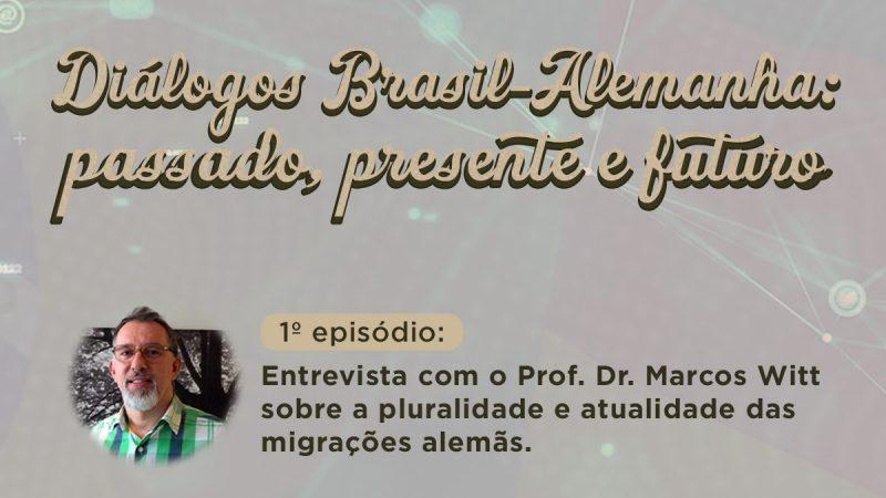 Conheça a nova série do Instituto Martius-Staden: Diálogos Brasil-Alemanha: passado, presente e futuro