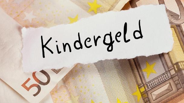 O que é Kindergeld?