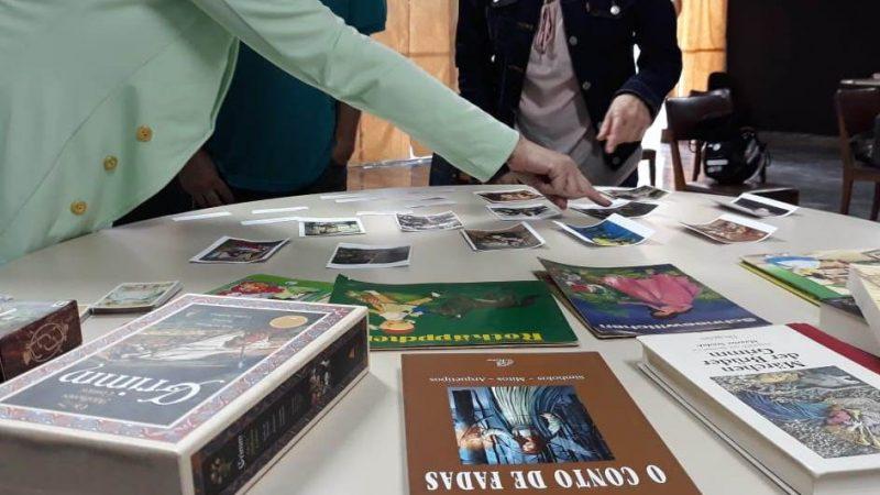 Biblioteca une difusão da língua alemã a objetivos mundiais