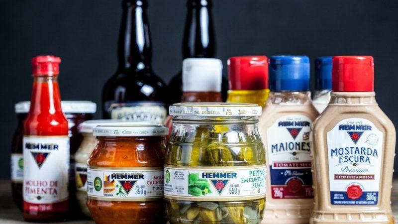 Tradicional empresa Hemmer é comprada pela Heinz.