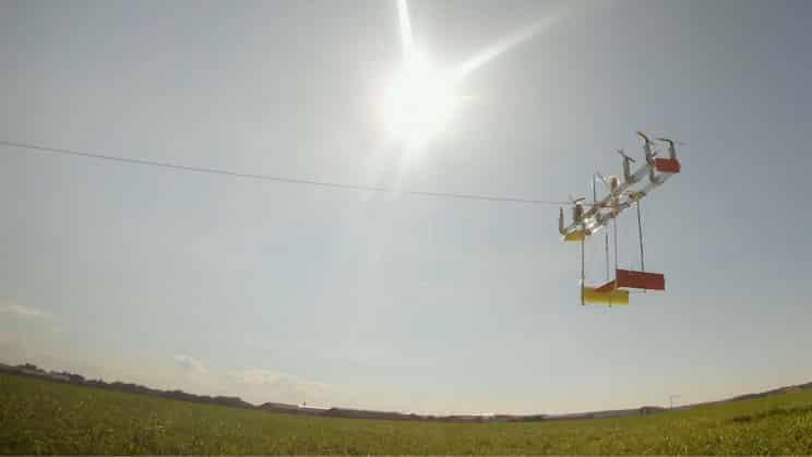 Startup alemã cria protótipo de turbina eólica voadora que pode gerar energia pela metade do custo