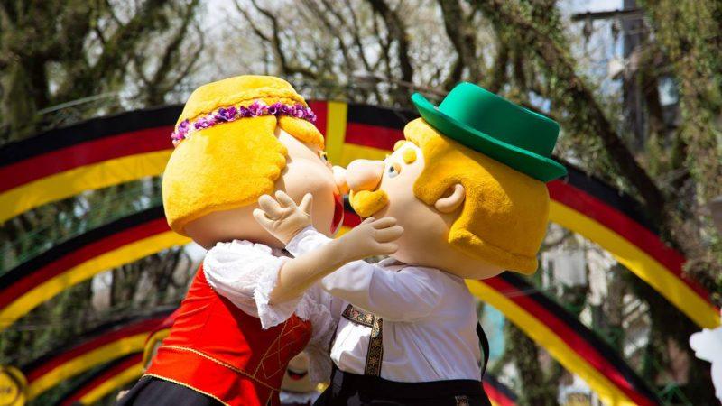 Conheça a história da família símbolo da Oktoberfest